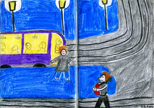 bremen, Straßenbahn bsag am hauptbahnhof