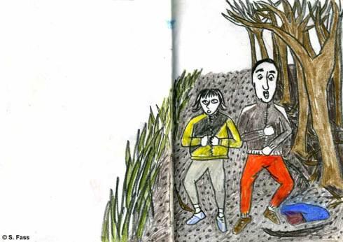 leipzig, Joggen im clara-zetkin park