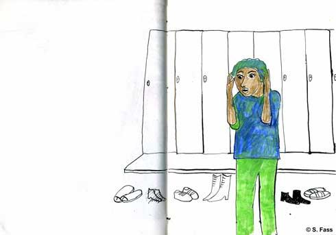 leipzig, Krankenschwester im uniklinikum
