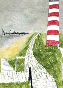 wilhelmshaven, panorama, nordsee, genius-strand
