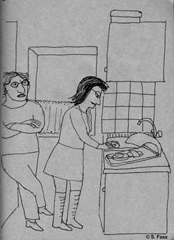 bremen, bremen, umzug neustadt, neue küche