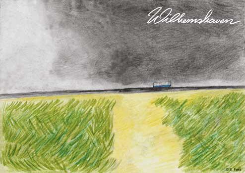 Panorama-Titel wilhelmshaven
