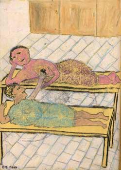 berlin lesbenszene, suppenabend, erotik sauna