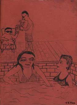 leipzig erotische fantasie im pool beim umzug
